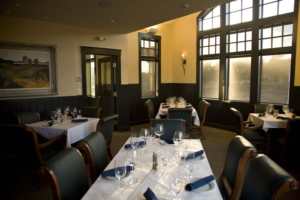 Copper Door Restaurant Private Dining Rooms