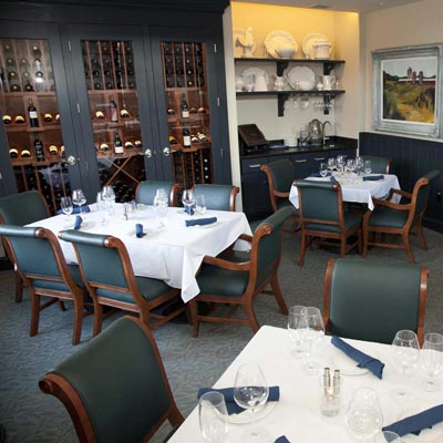 20 West - Private Dining Rooms at Copper Door