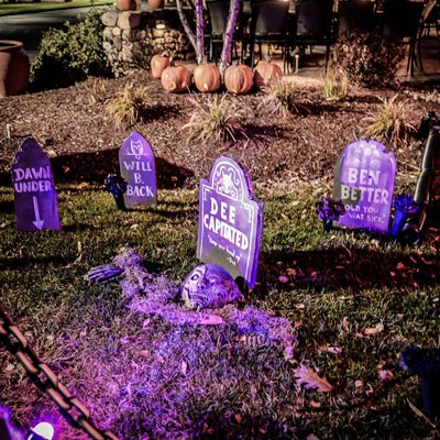 Scary Scary Night - 2015 Halloween Party