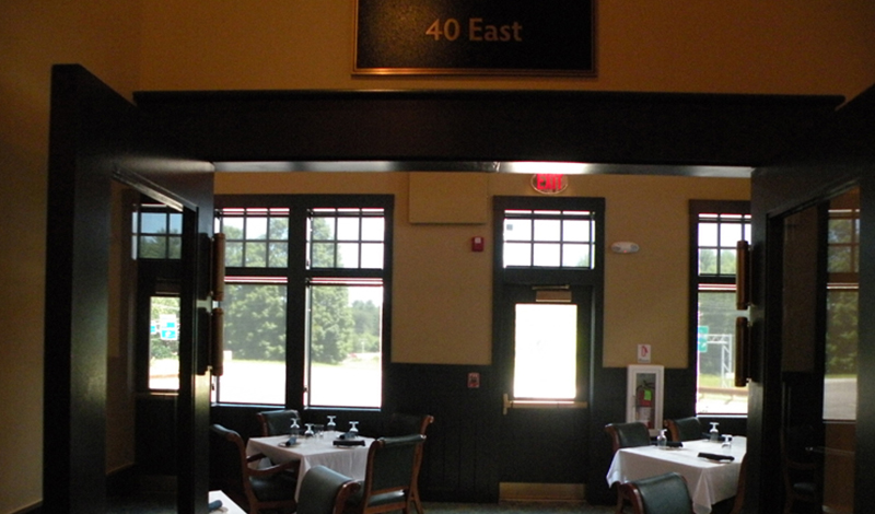 40 East (Semi-Private Dining)