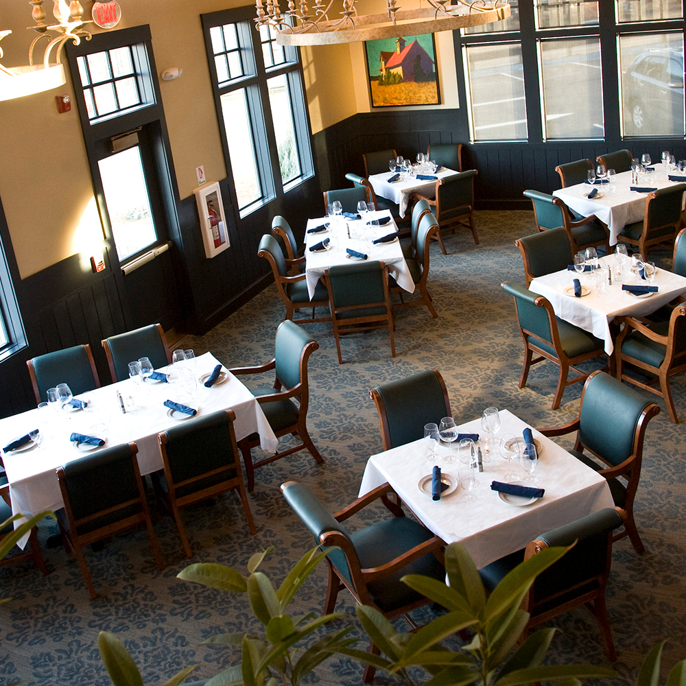 Private Dining At The Copper Door Restaurant
